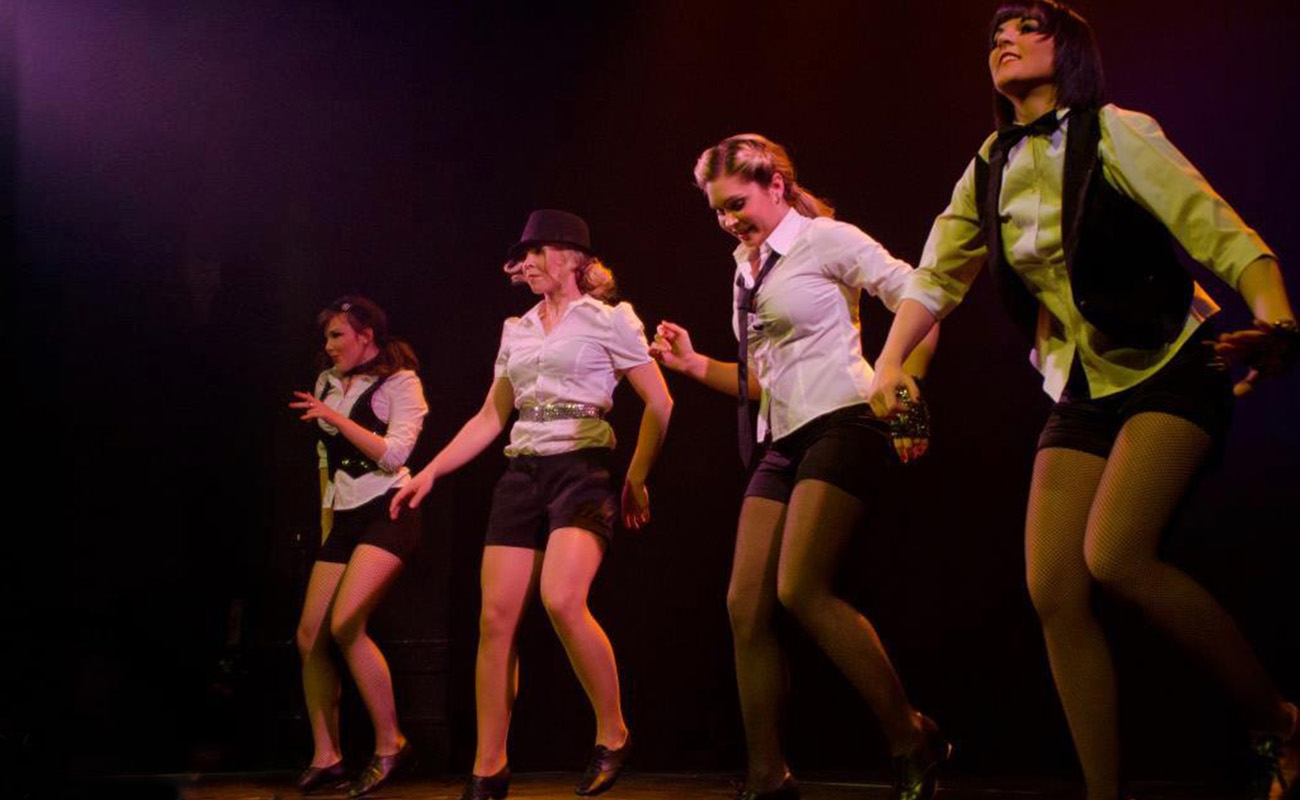 Image of Amy Young tap dance class