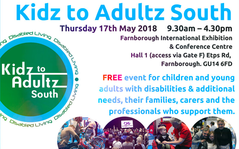 BRAAIN are attending Kidz to Adultz Exhibition 2018