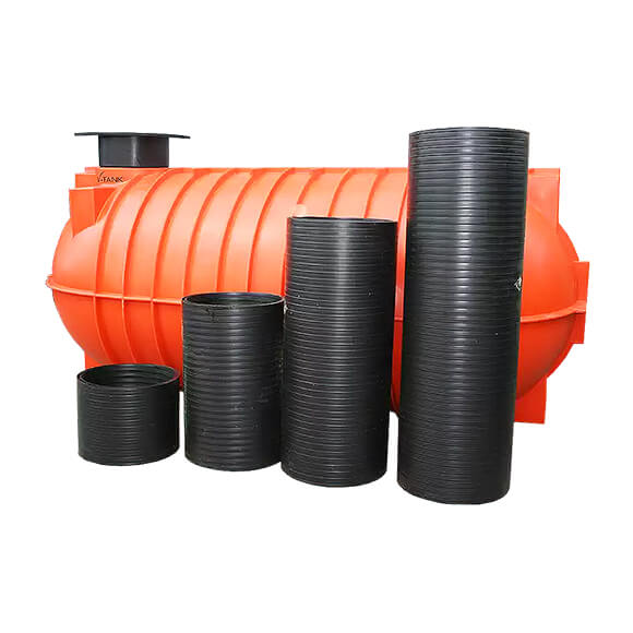 Below Ground Tanks - Large