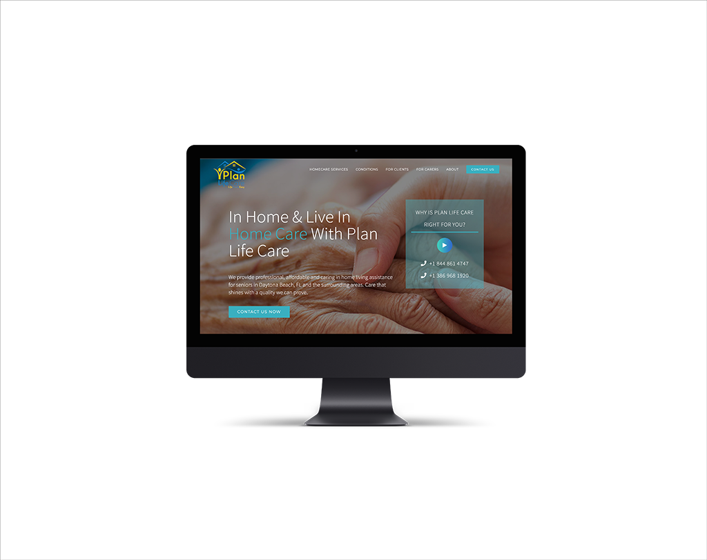 photo of web design for medical professionals