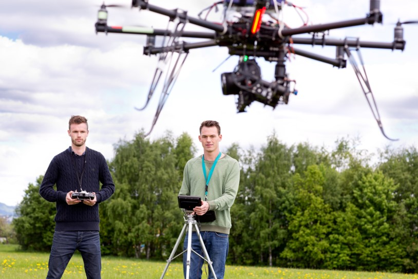 commercial drone academy