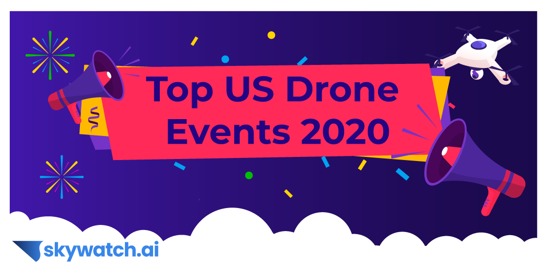 Top US Drone Events in 2020