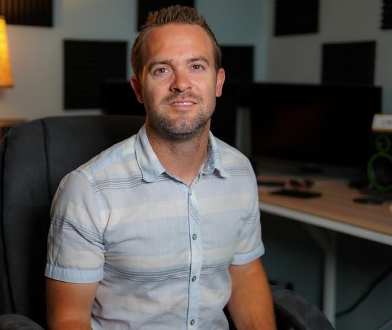 Jonathan Elliot, Owner of MKE Drones