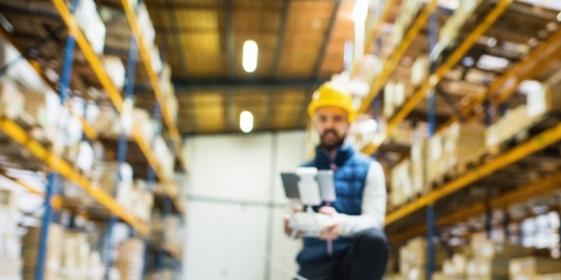 How Ware is Optimizing Warehouse Inventory Processes With Autonomous Indoor Drones