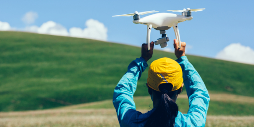 Gaining Trust as a Professional Drone Pilot