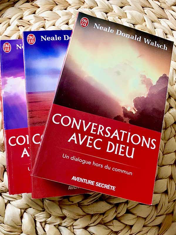 Blog Littéraire - Conversations avec Dieu de Neale Donald Walsch - Suivre sa Joie - Saskia Parein