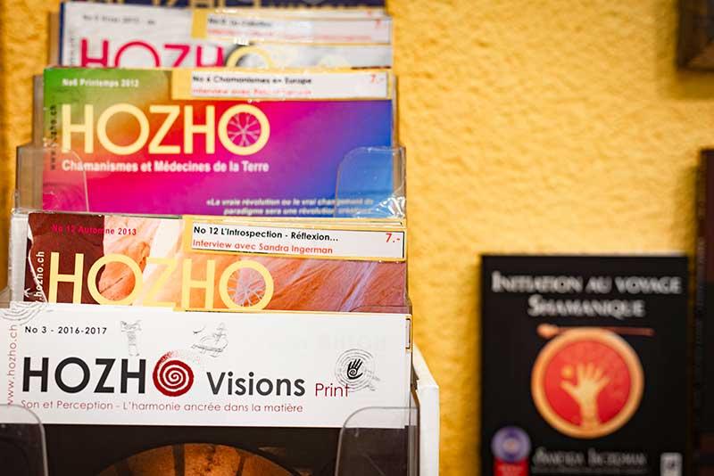 Blog Lifestyle - La revue Hozho Visions - Suivre sa Joie - Saskia Parein