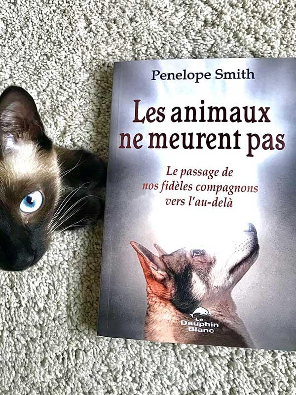 Blog Littéraire - Les animaux ne meurent pas de Penelope Smith - Suivre sa Joie - Saskia Parein