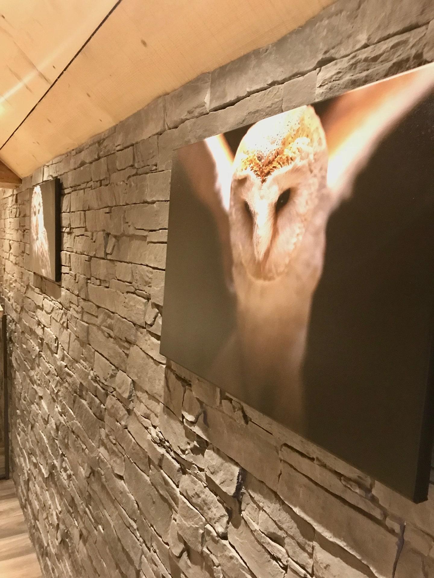 Blog Lifestyle - De magnifiques tableaux dans les chambres - Saskia Parein