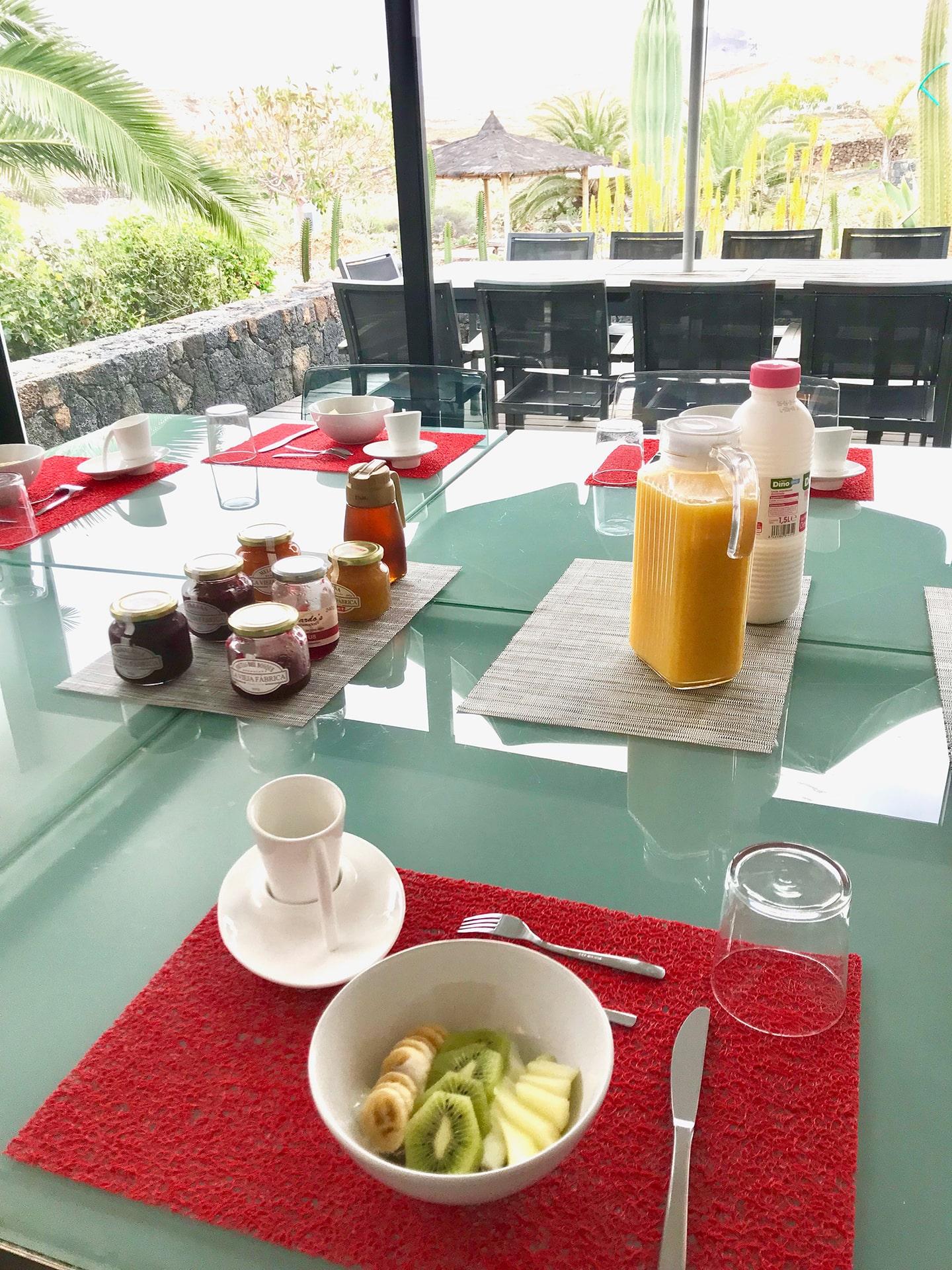 Blog Lifestyle - Un petit-déjeuner de rêve - Suivre sa Joie - Saskia Parein