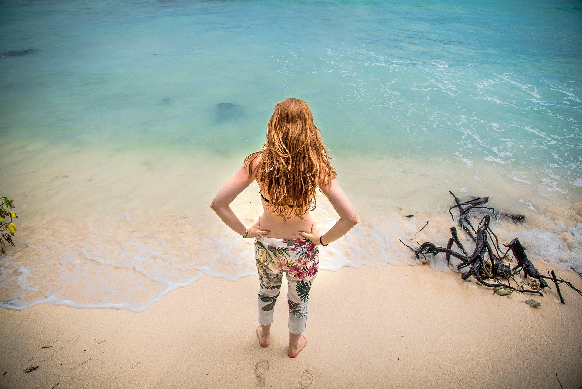 Ilot Gabriel- Le duo de choc ! L'île Maurice et l'île de la Réunion - Suivre sa Joie - Saskia Parein