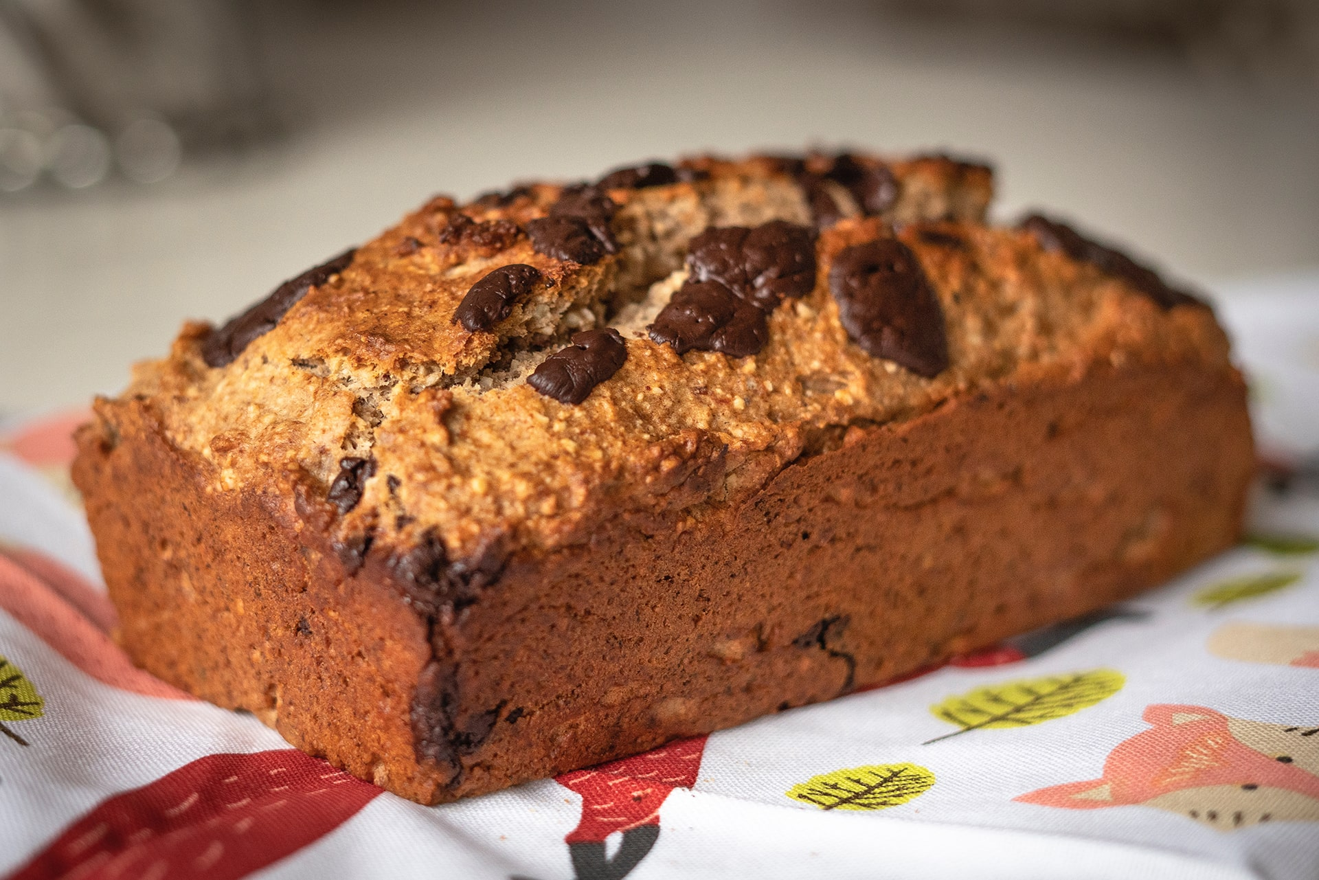 Blog Lifestyle - Le banana bread végan by Elodie - Suivre sa Joie - Saskia Parein