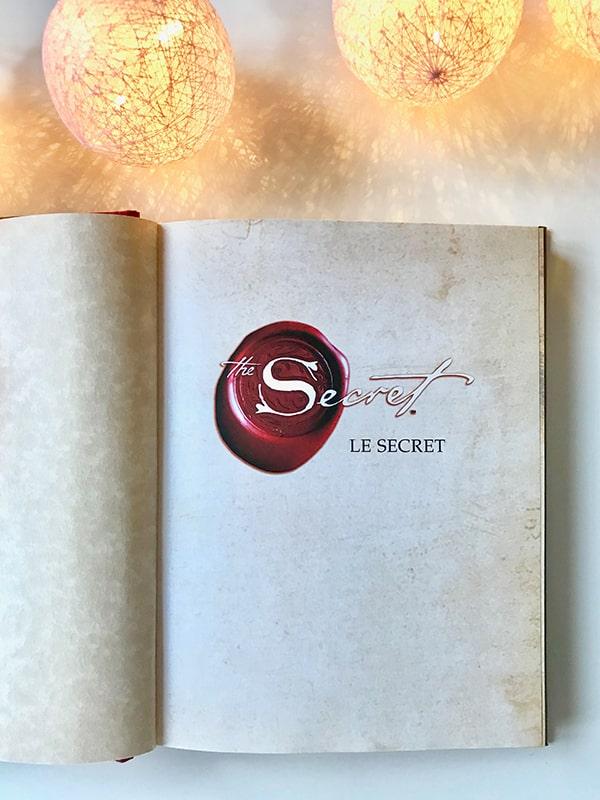 Blog Littéraire - Le Secret de Rhonda Byrne - Suivre sa Joie - Saskia Parein