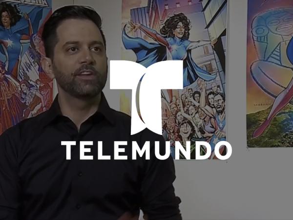 La Borinqueña article in the Telemundo