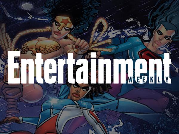 La Borinqueña article in the Entertainment Weekly
