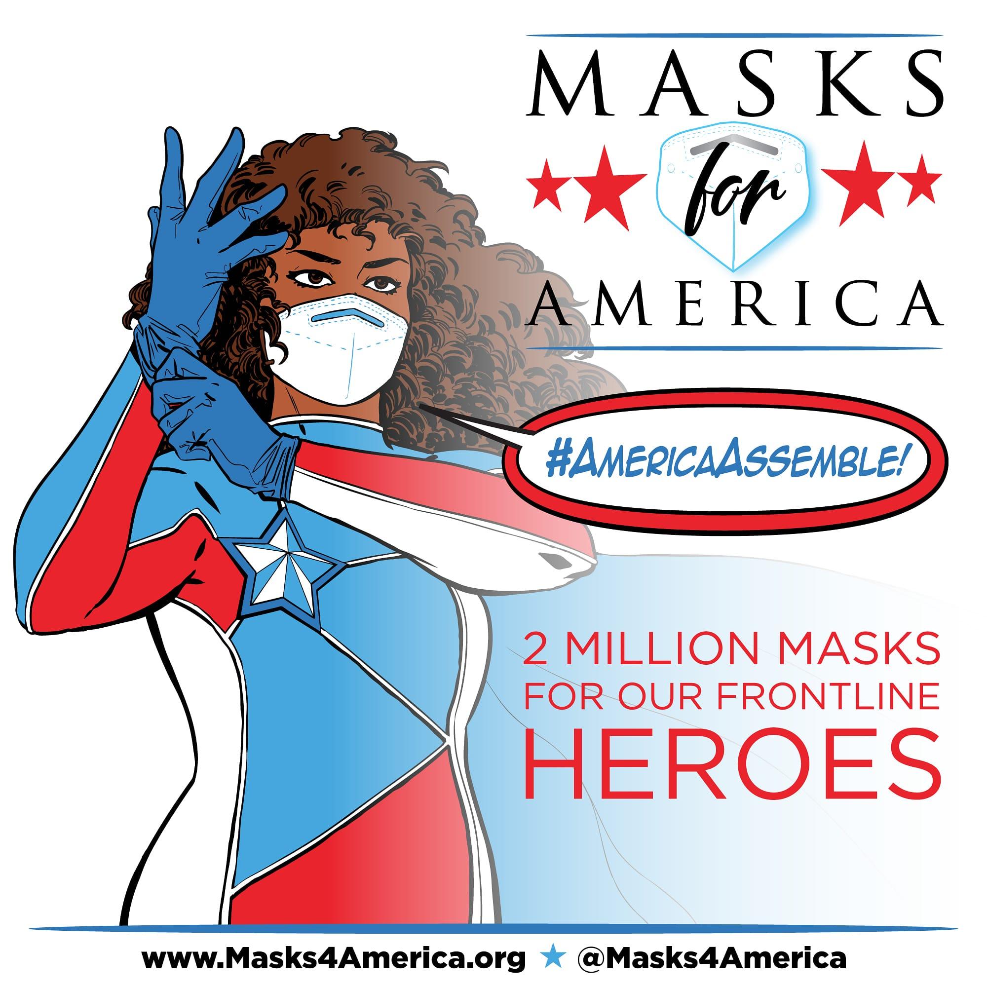 Masks for America-image