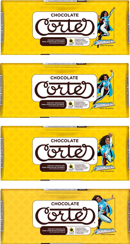 Image Cortes x La Borinqueña Chocolate
