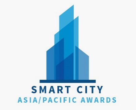 Asia Pacific Smart City Award logo