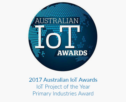 2017 Australian IoT Awards Logo