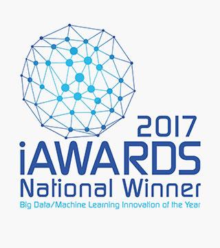 iAwards: Tasmania Winner, National Winner - Startup of the Year, National Winner - Big Data/Machine Learning Innovation of the Year