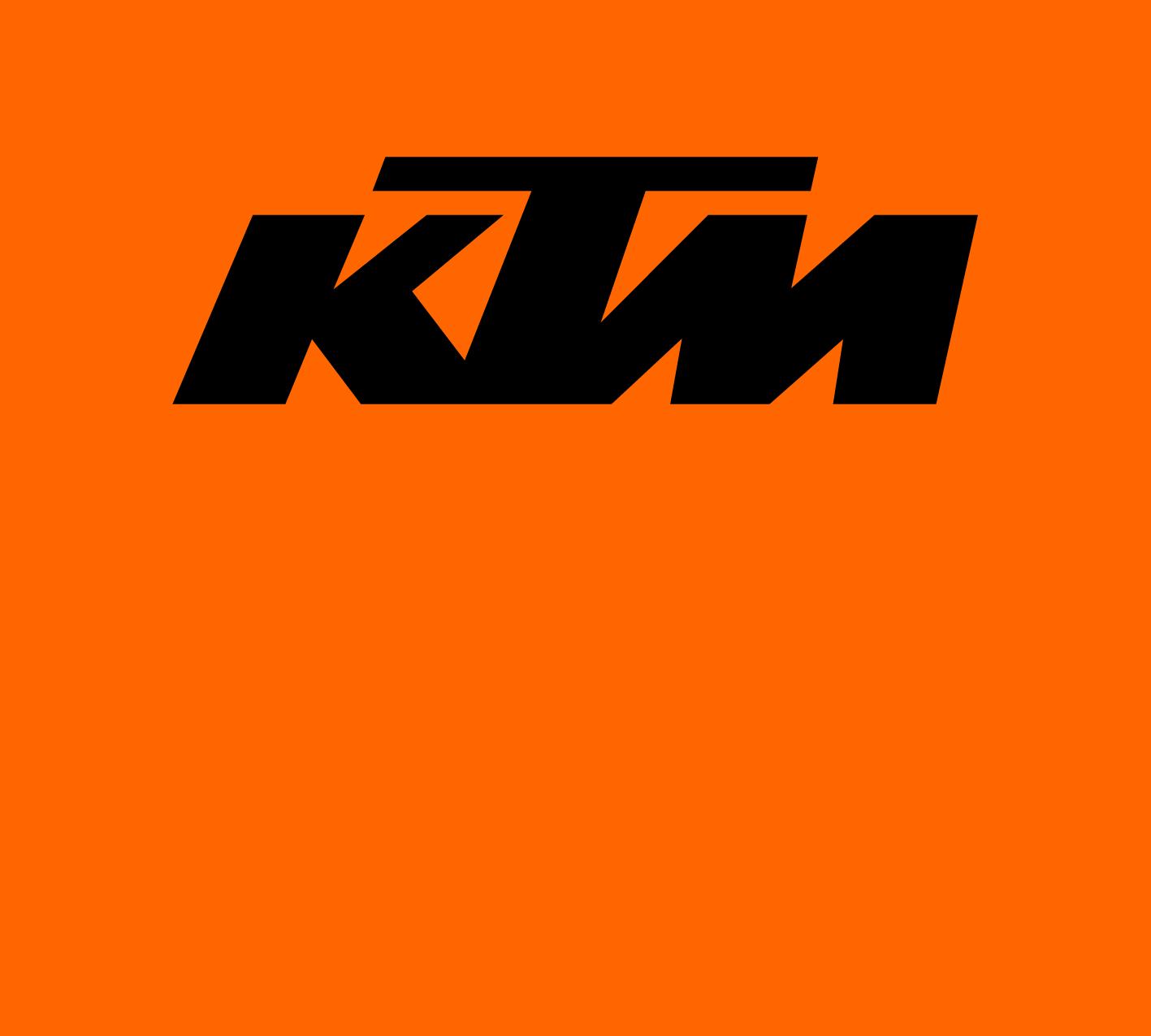 KTM Logo Podium