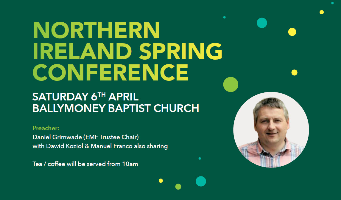 Northern Ireland Spring Conference