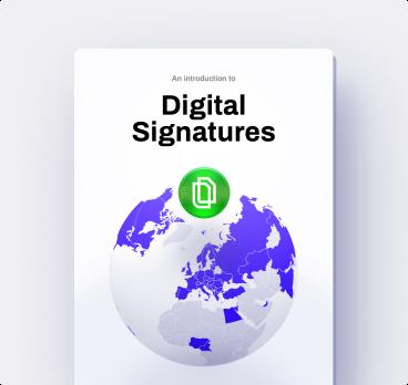 An introduction to Digital Signatures