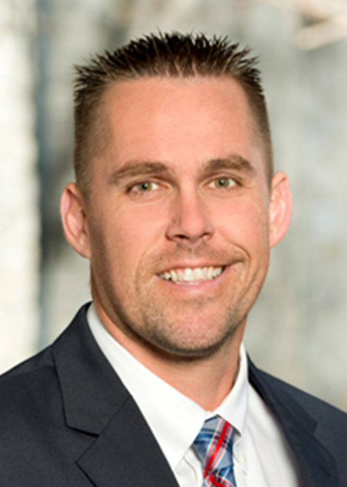 Photo of Eric Hall, Loan Officer with Atlantic Trust Mortgage.