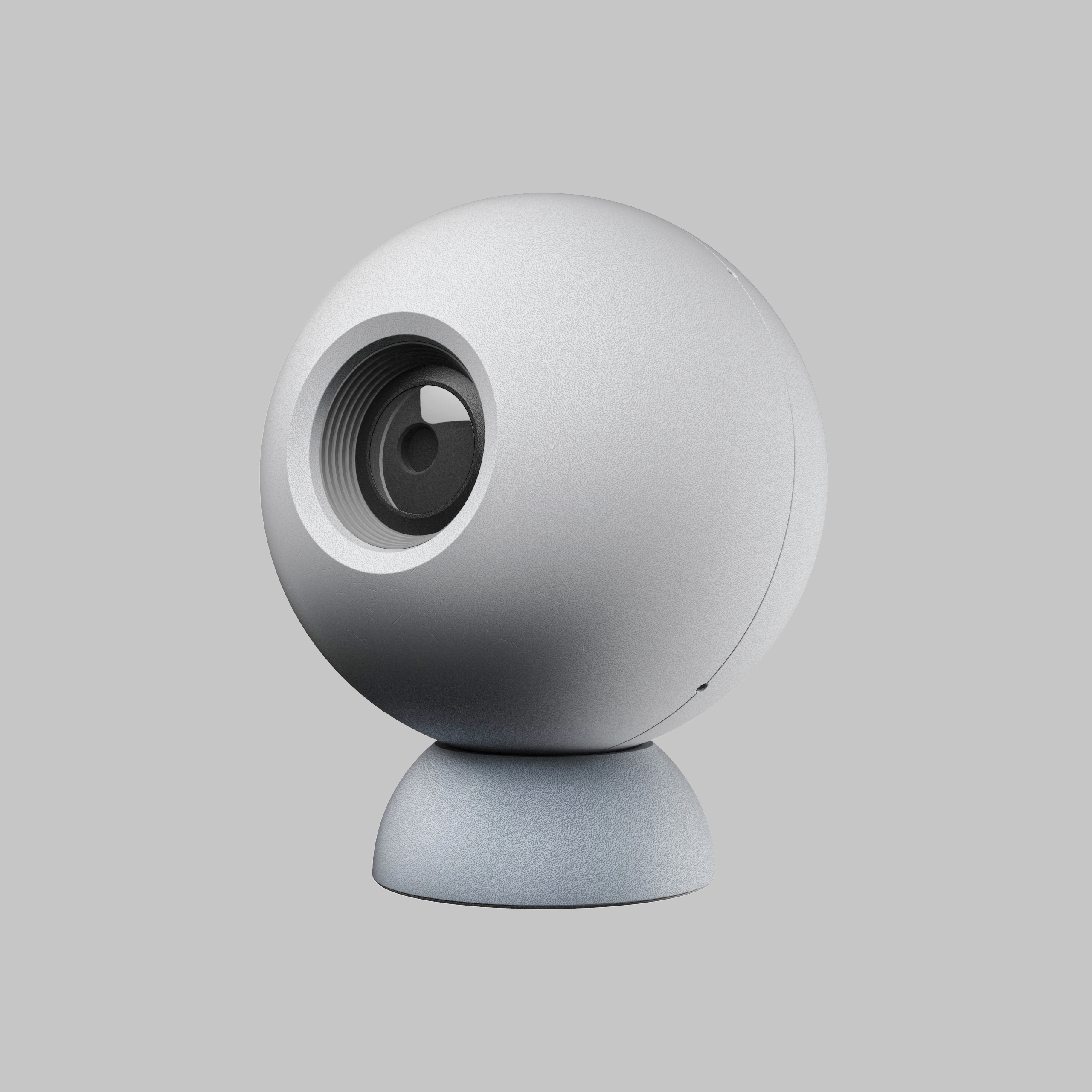 sight sphere web design lemanoosh cam camera industrial concept