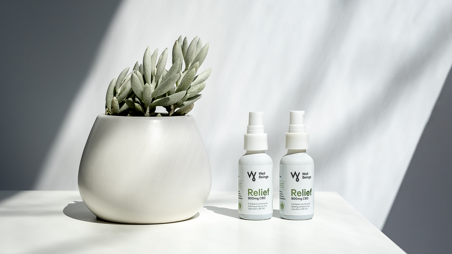 Wellbeings Well-Beings CBD Medical Cannabis Pills Inhaler design photography photoshoot