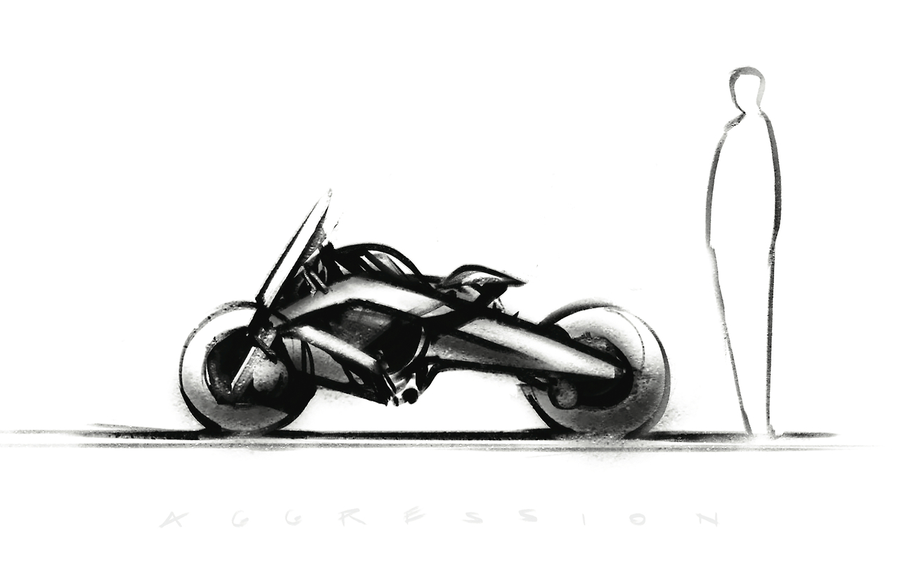 sketching, design, arvid, motorcycle,