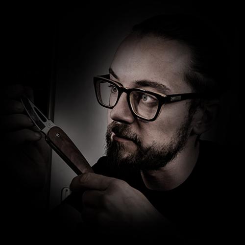 Renaud Lelièvre, Coutelier - Sainte-Croix - MEC-Arts