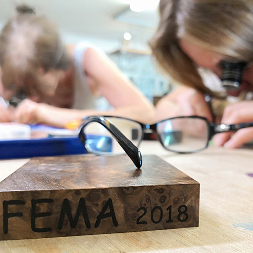 FEMA Mec-Art - Sainte-Croix - Album 2018 - 9