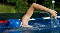 Zwemmersschouder
