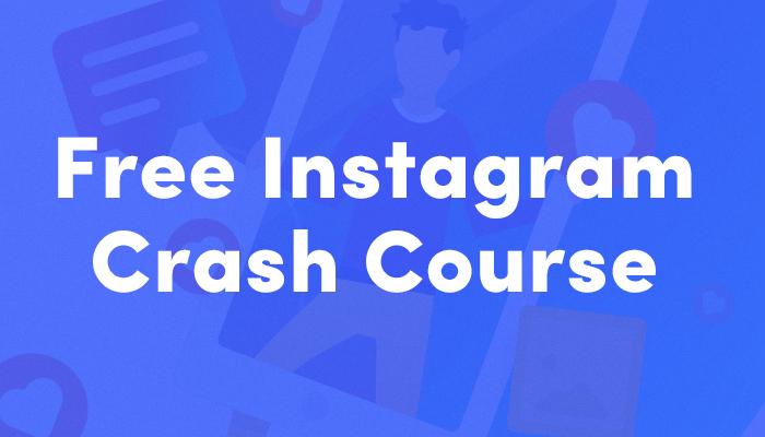 Free Instagram Course Thumbnail