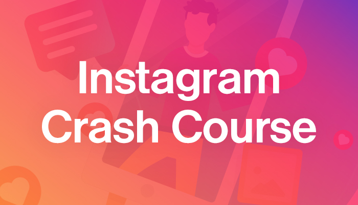 Join The Free Instagram Crash Course Now