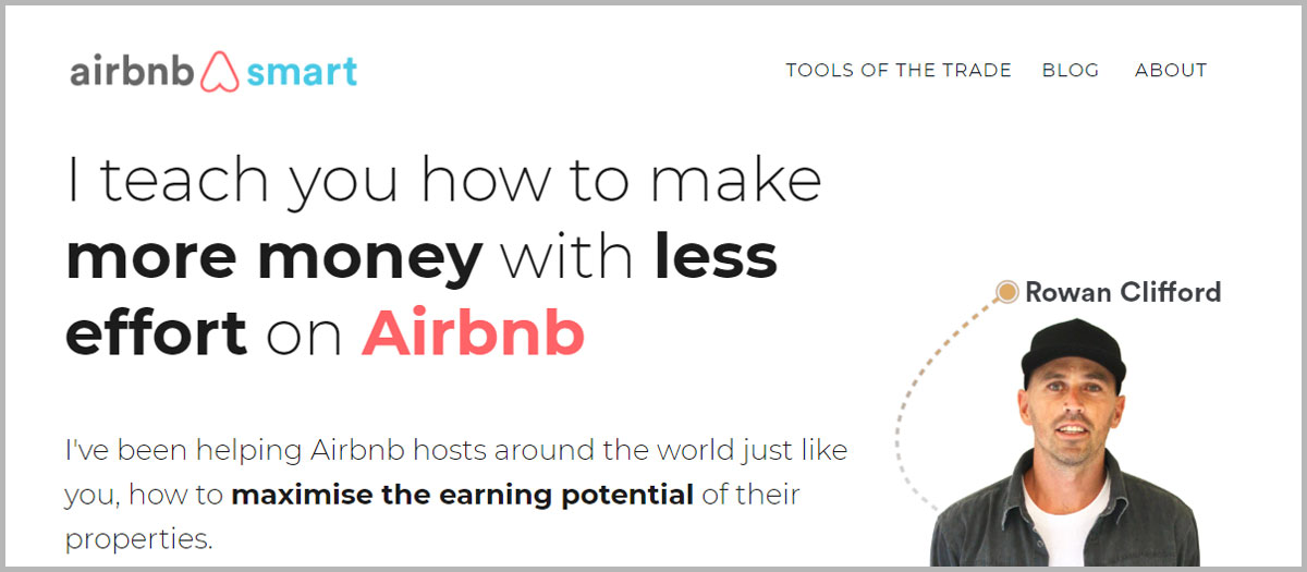 Airbnb smart blogs about how to make more money with less time on Airbnb