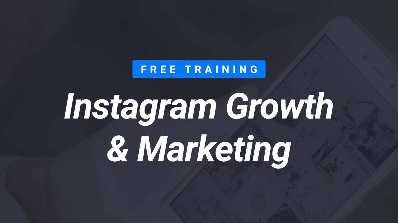 Free Instagram Marketing Course Thumbnail