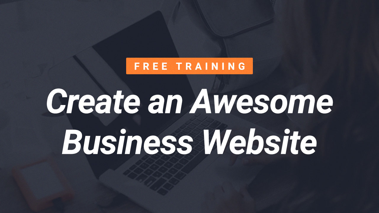 Free Website Building Course Thumbnail