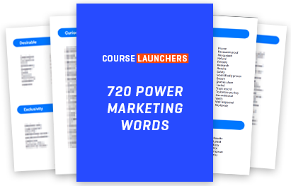 Course Launchers Power Words Bonus Bundle