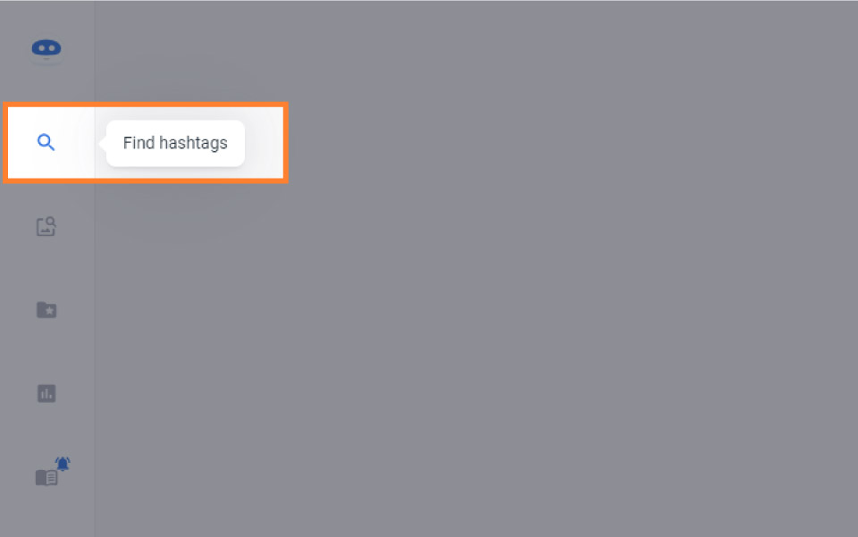 Flick Find Hashtags Tool