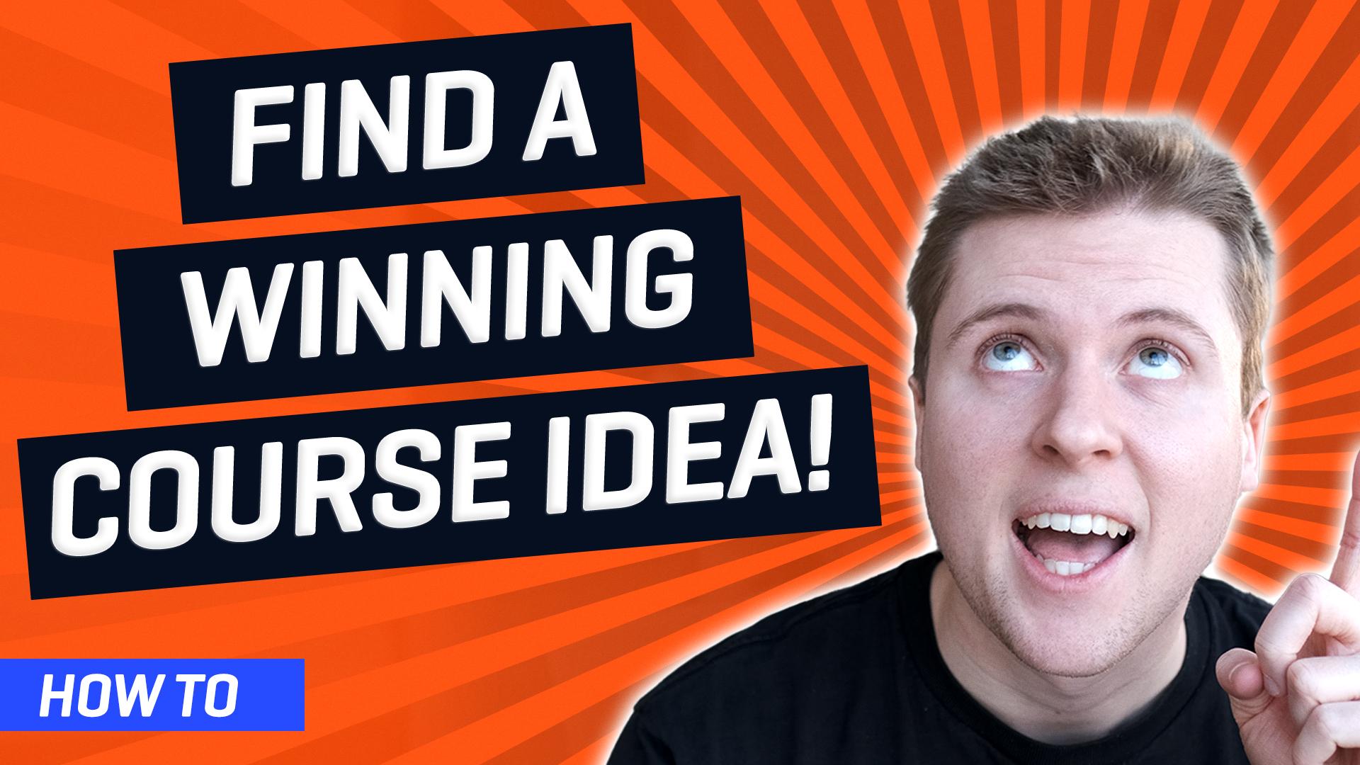 Profitable Online Courses Ideas
