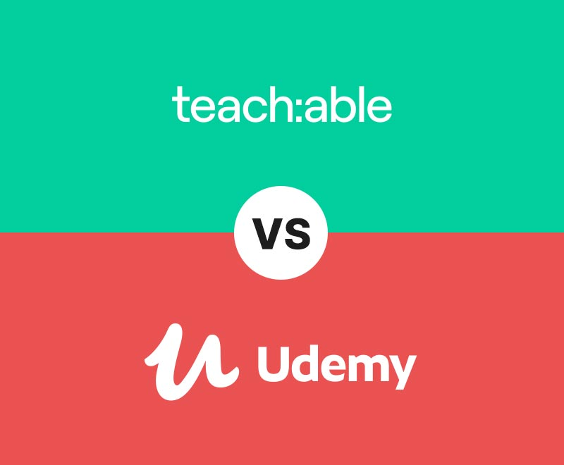 Teachable Vs Udemy