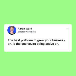 Best Platform To Be On