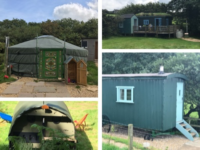 How to startup and grow a glamping business