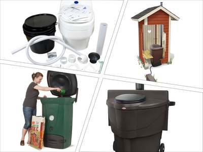 Learn more about Composting Toilets