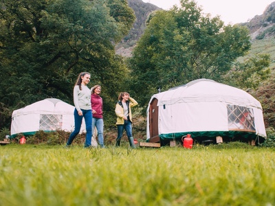 Glamping - how to bounce back from Coronavirus