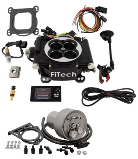 FITech Fuel Injection 30002K