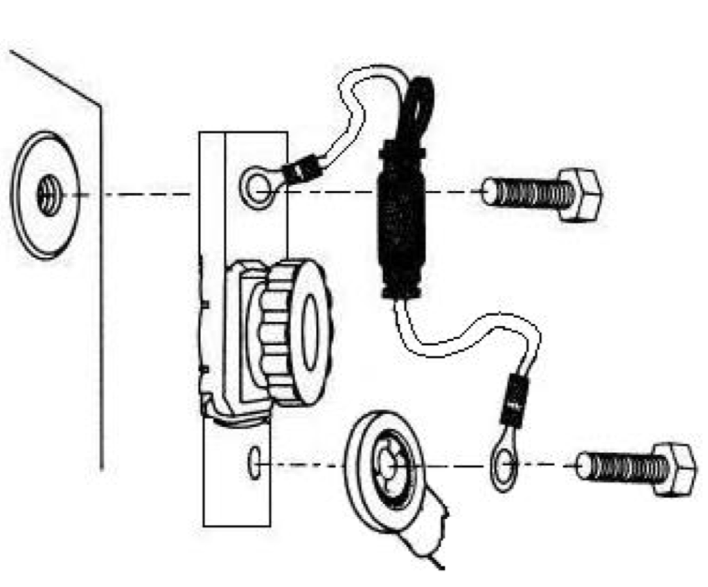 installation diagram for battery disconnect switch with fused bypass