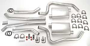 Exhaust kit